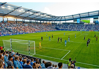 Kansas City places to see Sporting Park