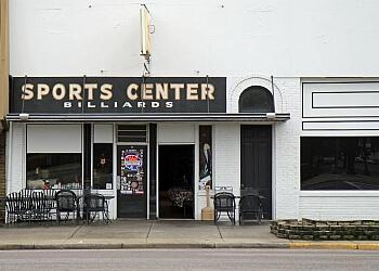 Augusta sports bar Sports Center