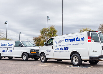 Chandler carpet cleaner Spotless Carpet Care