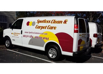 Durham carpet cleaner Spotless Clean & Carpet Care