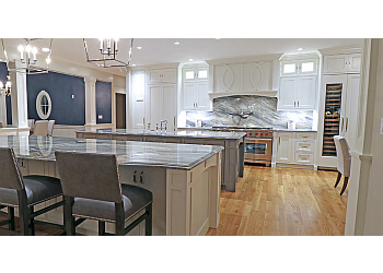 Worcester custom cabinet Spotlight Kitchen and Bath, Inc.