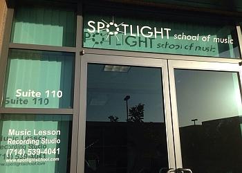 Irvine music school Spotlight School Of Music