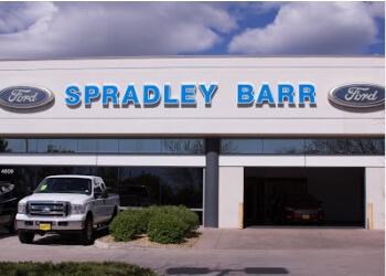 Fort Collins car dealership Spradley Barr Ford Fort Collins