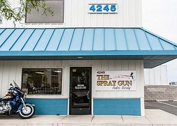 North Las Vegas auto body shop Spray Gun Paint & Auto Body