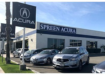 Riverside car dealership Spreen Acura