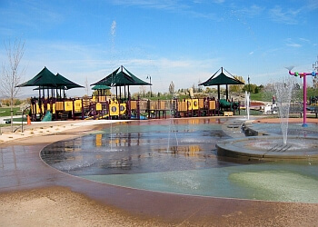 Fort Collins public park Spring Canyon Park