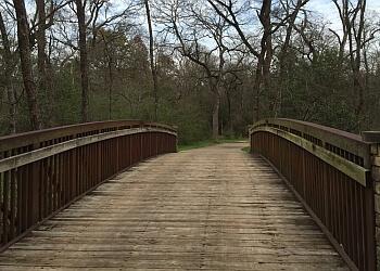 Richardson hiking trail Spring Creek Nature Area Trail