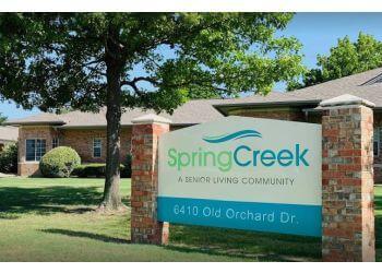 Plano assisted living facility Spring Creek Senior Living