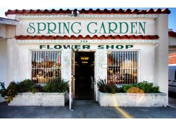 San Antonio florist Spring Garden Flower Shop