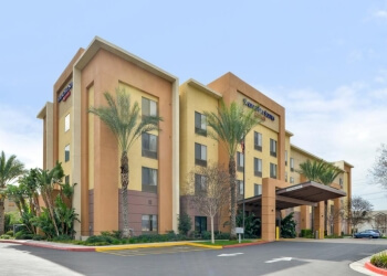 Corona hotel SpringHill Suites