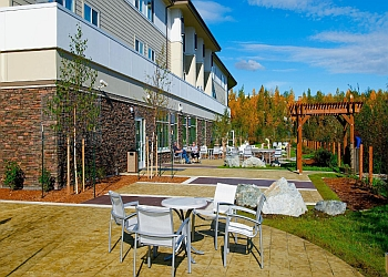 Anchorage hotel SpringHill Suites by Marriott