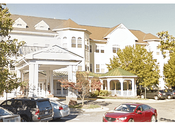 Alexandria assisted living facility Spring Hills Mount Vernon