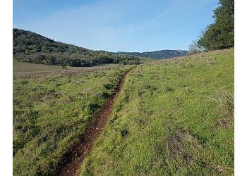 Santa Rosa hiking trail Spring Lake Regional Park Trail