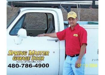 Chandler garage door repair SpringMaster Garage Door Service