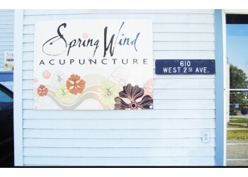 Anchorage acupuncture Spring Wind Acupuncture, LLC