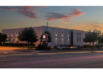 Garland church Springcreek Church