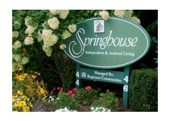 Boston assisted living facility Springhouse Senior Living community