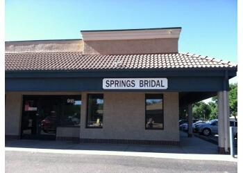 Colorado Springs bridal shop Springs Bridal and Ballroom