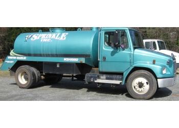 Winston Salem septic tank service Sprinkle Septic Tank Company