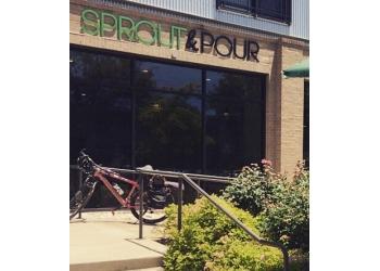 Birmingham juice bar Sprout & Pour