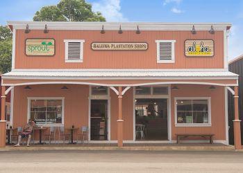 Honolulu sandwich shop Sprout Sandwich Shop