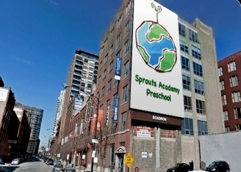Chicago preschool Sprouts Academy Preschool