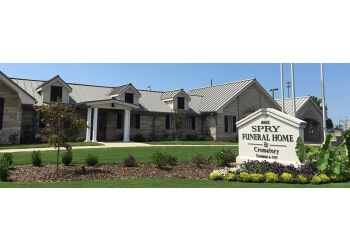 Huntsville funeral home Spry Funeral Home