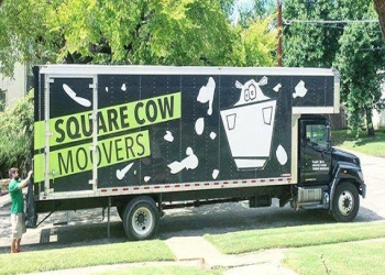 Austin moving company Square Cow Movers