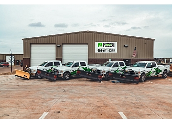 Oklahoma City lawn care service Squared Away Lawns