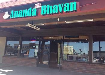 Fremont vegetarian restaurant Sri Ananda Bhavan
