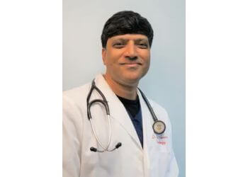 Sterling Heights cardiologist Srinivas Koneru, MD, FACC, FSCAI
