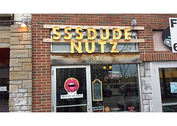 Minneapolis donut shop Sssdude-Nutz