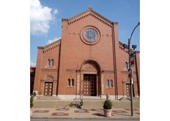 St Louis church St. Ambrose Roman Catholic Church
