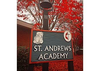 Fayetteville preschool St Andrew Academy Preschool
