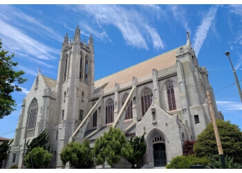 San Francisco church St. Dominic's Catholic Church