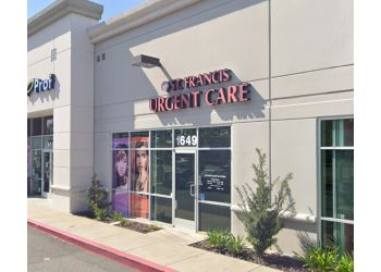 Hayward urgent care clinic St. Francis Urgent Care