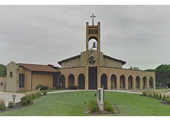 Omaha church St. John Vianney Catholic Church
