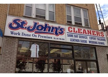 Jersey City dry cleaner St Johns Cleaners