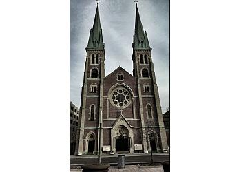 Indianapolis church St. John the Evangelist