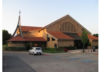 Irving church St. Luke Catholic Church