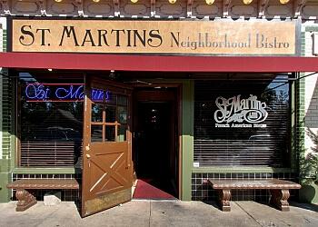 Dallas french cuisine St Martins