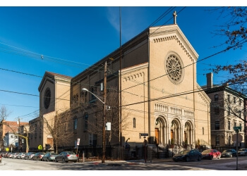 Jersey City church St. Mary Of The Immaculate Conception Parish