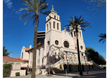 Phoenix church St. Mary's Basilica
