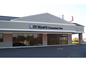 Evansville urgent care clinic St. Mary's Convenient Care