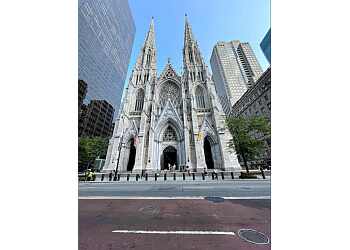 New York church St. Patrick's Cathedral