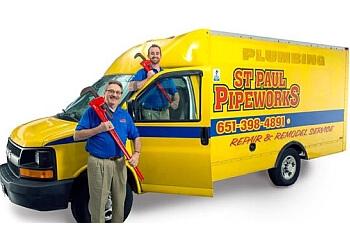 St Paul plumber St Paul Pipeworks