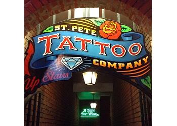 St Petersburg tattoo shop St. Pete Tattoo Company