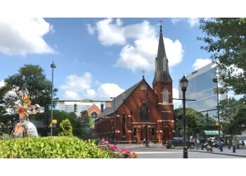 Charlotte church St. Peter Catholic Church