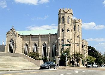 Memphis church St. Peter's Church