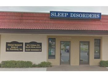 St Petersburg sleep clinic St. Petersburg Sleep Disorders Center